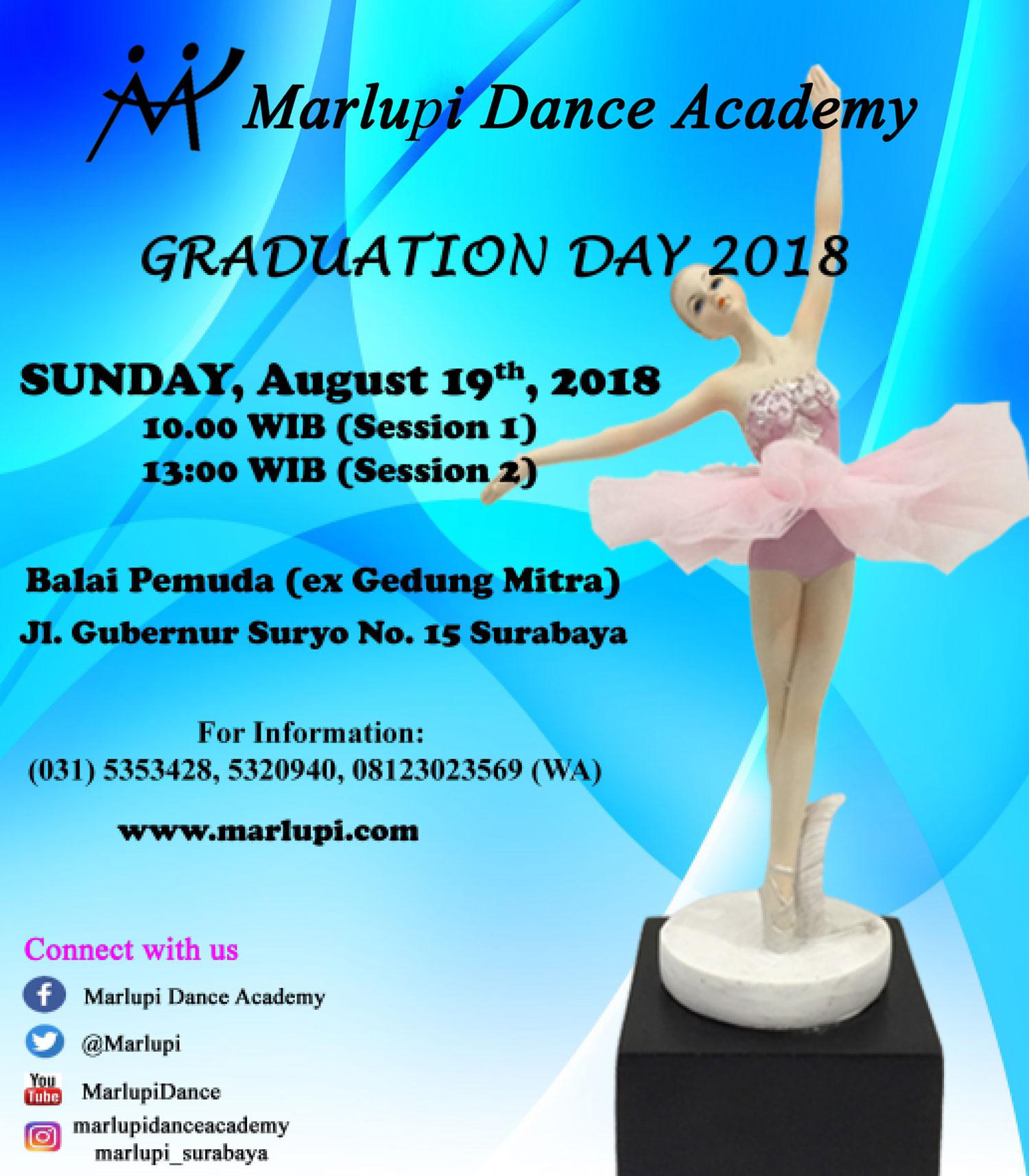 MDA Surabaya Graduation 2018
