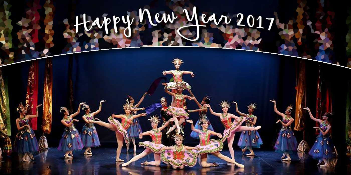 Happy New Year 2017 - Marlupi Dance Academy