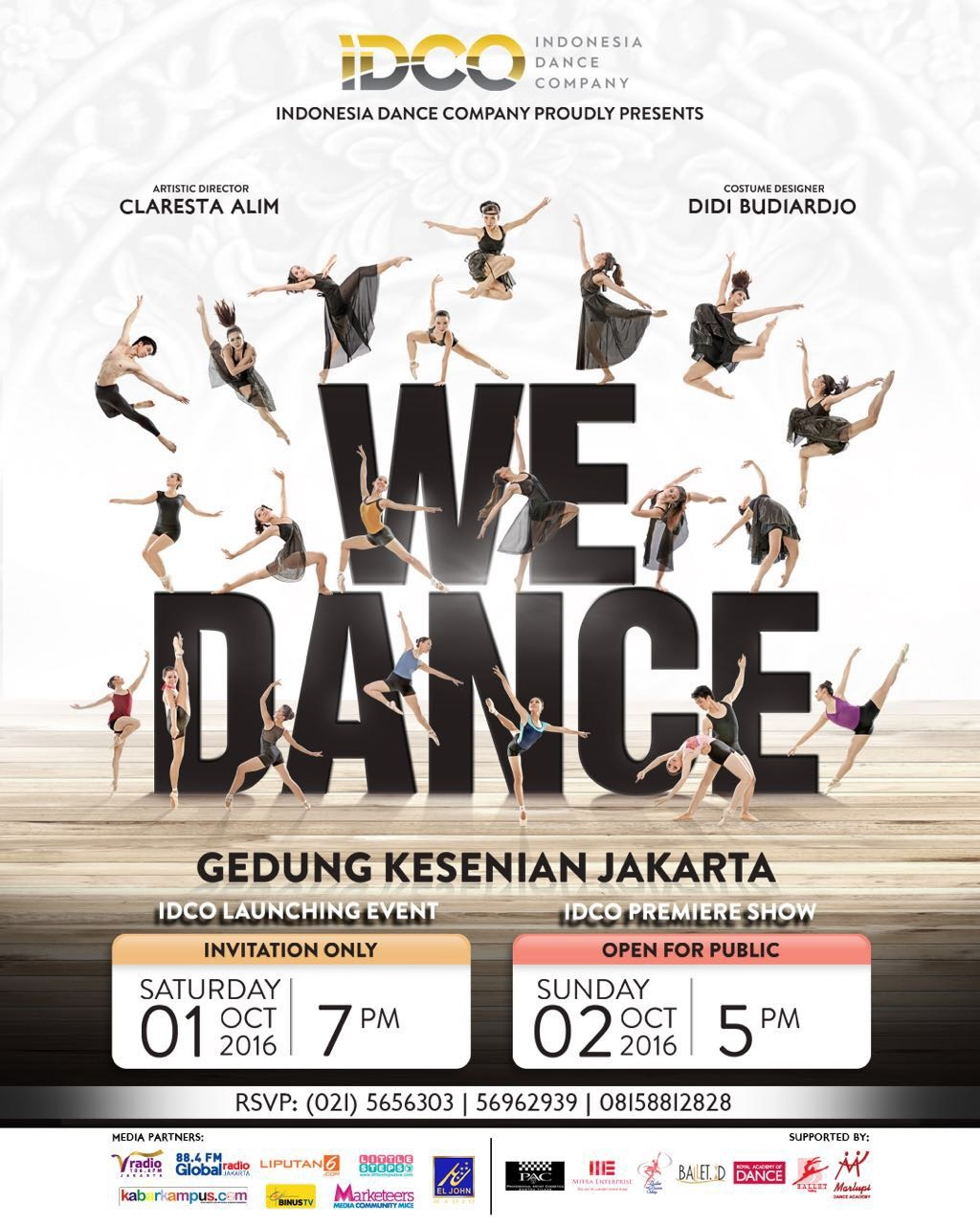 Indonesia Dance Company - We Dance