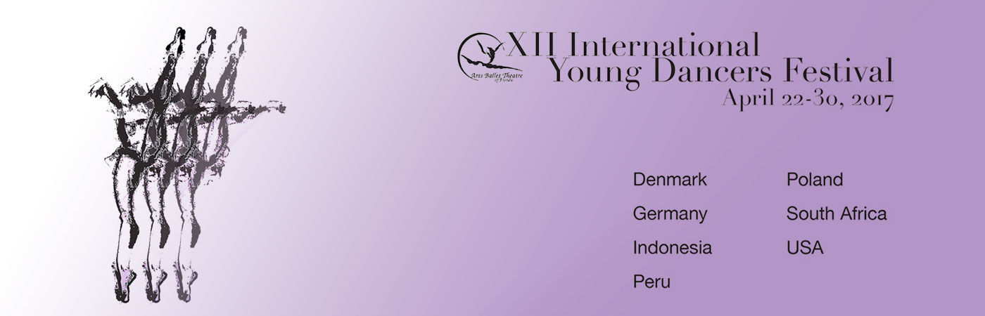 International Young Dancers Festival Miami 2017
