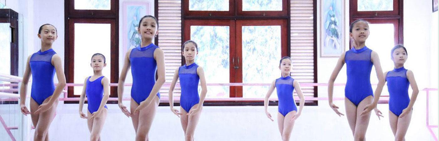 Marlupi Dance Academy Ballet Class