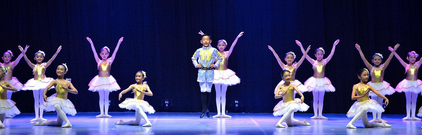 Marlupi Dance Academy Surabaya Ballet Performance