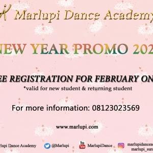 MDA New Year Promo 2021