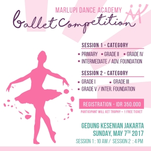 MDA - Ballet Competition 2017