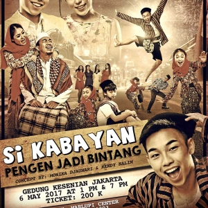 Si Kabayan in Modern Dance